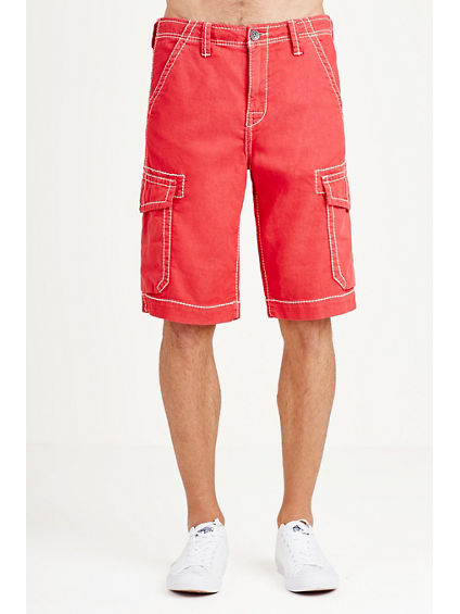 ISSAC TROOPER MENS CARGO SHORT
