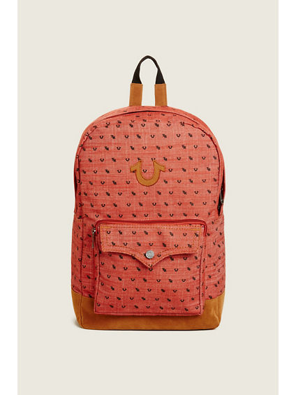 HORSESHOE LOGO BACKPACK