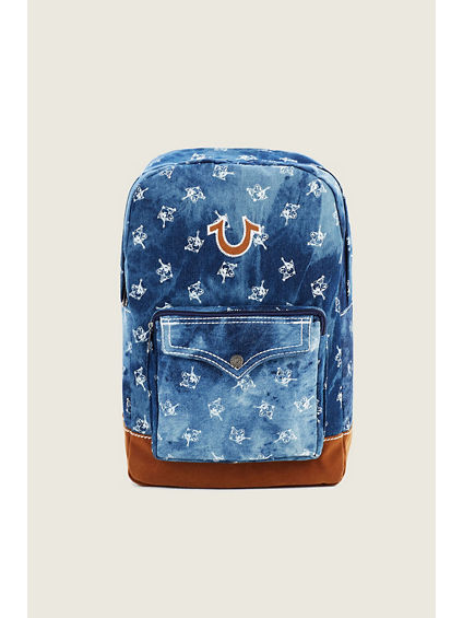 BUDDHA PRINT BACKPACK