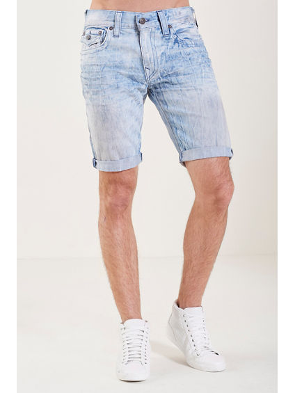 RICKY STRAIGHT FLAP MENS SHORT