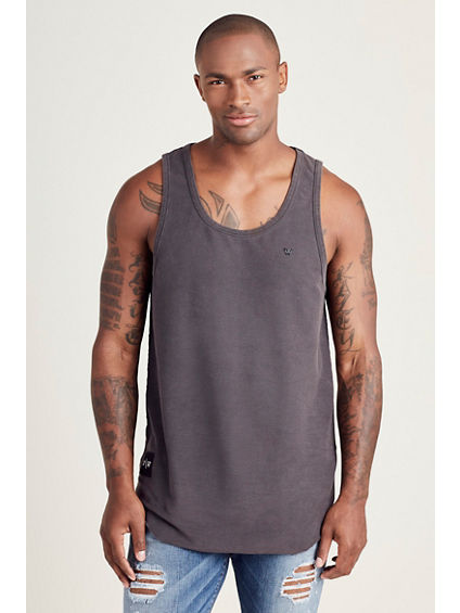 RUSSELL WESTBROOK KNIT MENS  TANK
