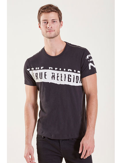 STENCEL GRAPHIC MENS TEE