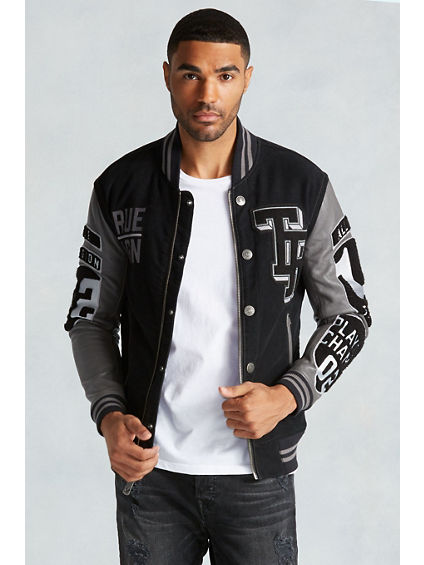 Men's Varsity Jackets, Letterman Jackets. Shop men's varsity jackets at Zumiez. Zumiez is the place to find varsity jackets and letterman jackets, from brands like Obey, LRG, Neff, DGK, and Stussy.