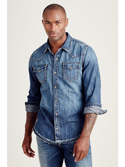 designer shirts for men true religion