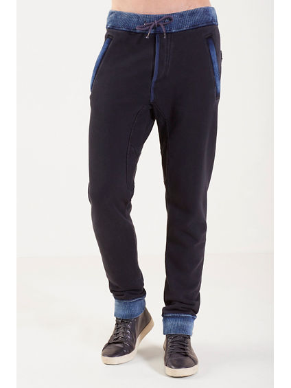 DROP CROTCH MENS SWEATPANT