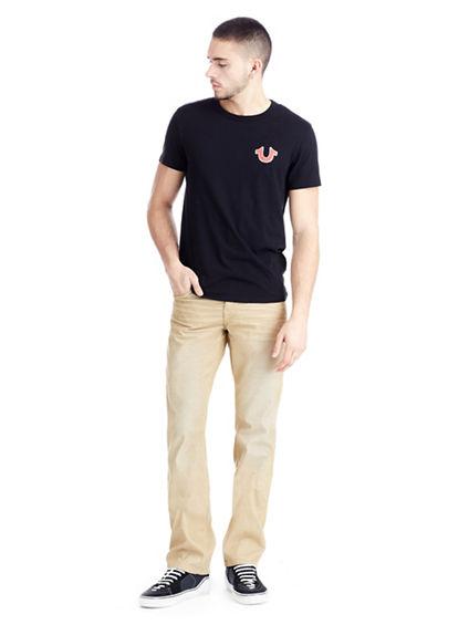 HAND PICKED STRAIGHT CORDUROY MENS PANT