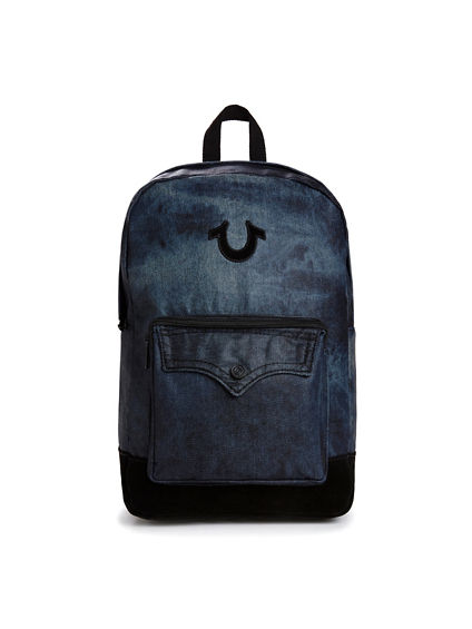 MENS COATED BACKPACK