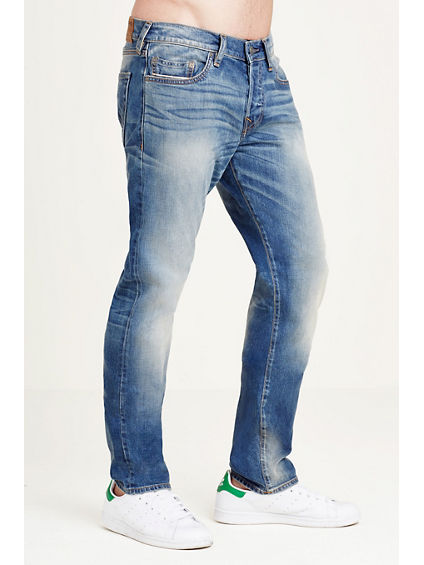 ROCCO SKINNY SELVAGE MENS JEAN