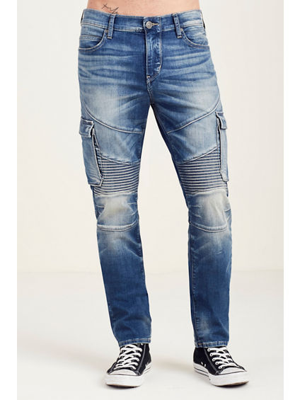 Designer Men's Slim Fit Jeans | True Religion