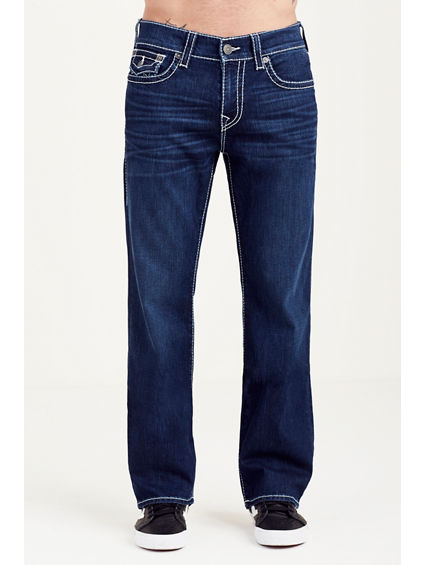 HAND PICKED BOOTCUT FLAP BIG T MENS JEAN