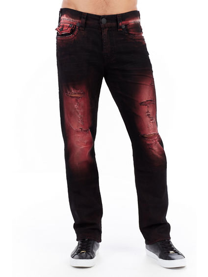SUPER T RICKY STRAIGHT MENS JEAN