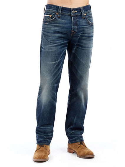 GENO SLIM SELVEDGE MENS JEAN