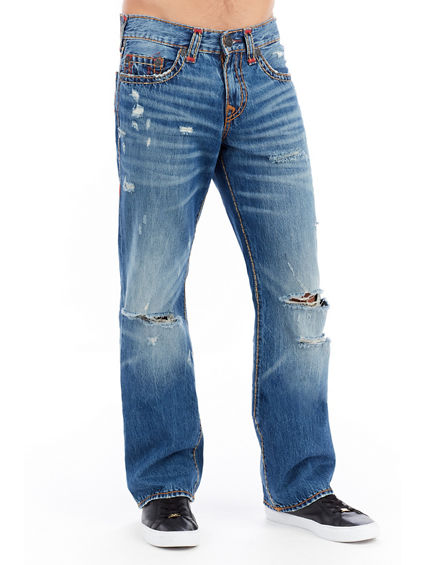 MENS SUPER T BILLY BOOTCUT JEAN