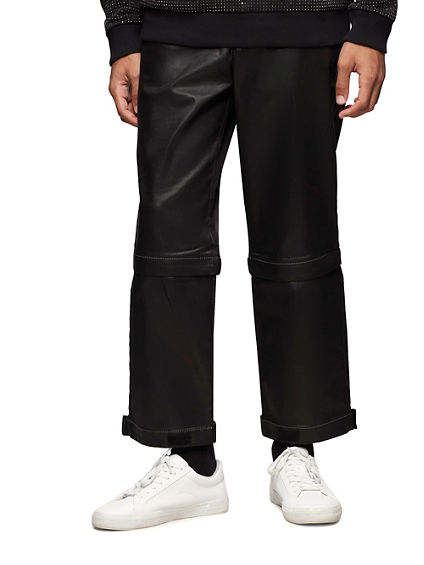 MENS URBAN CONVERTIBLE WIDE LEG JEAN