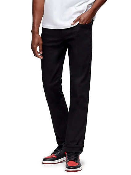 RICKY SKINNY 32 INSEAM BLACKOUT MENS JEAN