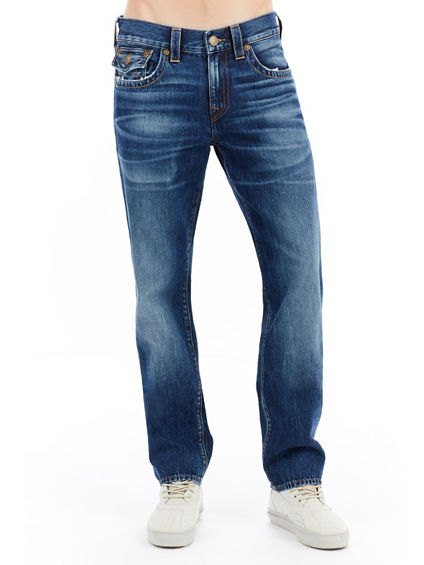 MENS THERMAL GENO SLIM JEAN W/ FLAP