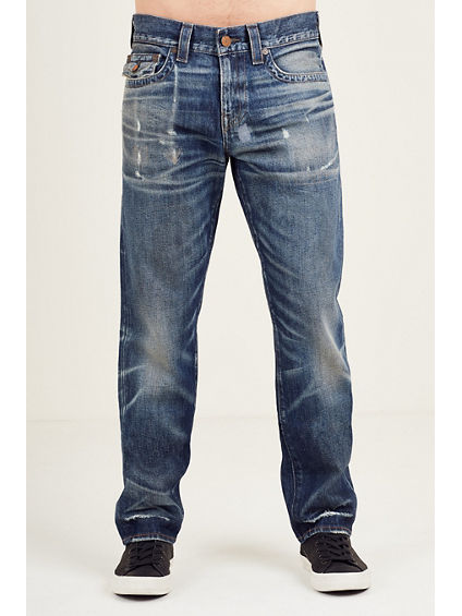 GENO MENS SLIM JEAN