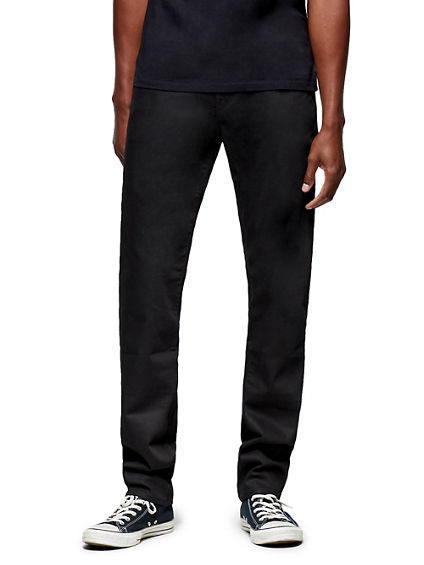 GENO SLIM BLACKOUT MENS JEAN