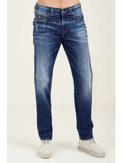 GENO SLIM W/ FLAP MENS JEAN