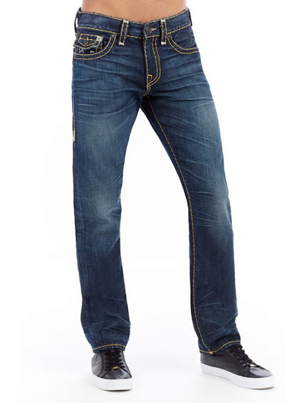 GENO SLIM W/FLAP SUPER T MENS JEAN