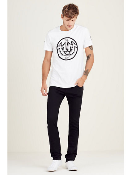 BLACKOUT ROCCO SKINNY MENS JEAN