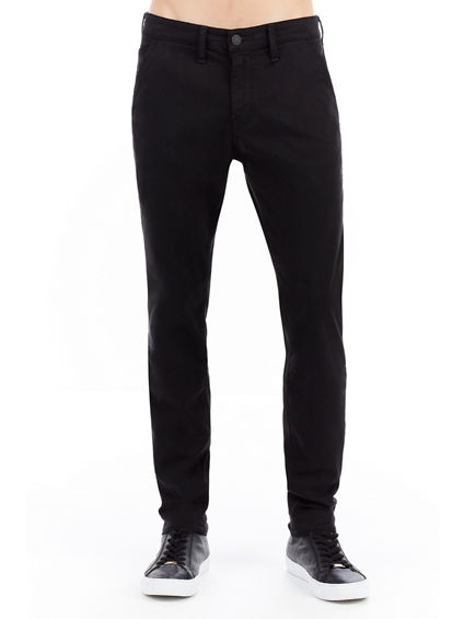 MENS SATEEN LOGAN RUNNER PANT