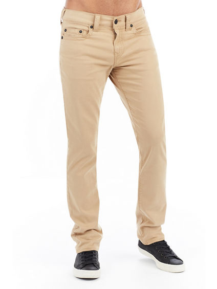 GENO SLIM MENS SATEEN PANT