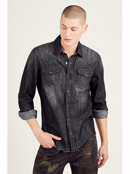 RYAN WESTERN MENS SHIRT