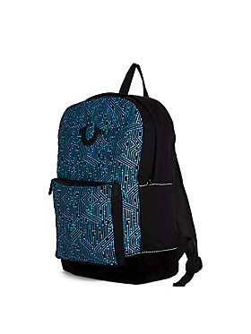 MENS DIGITAL PRINT BACKPACK