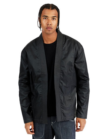 MENS URBAN COATED DOJO JACKET