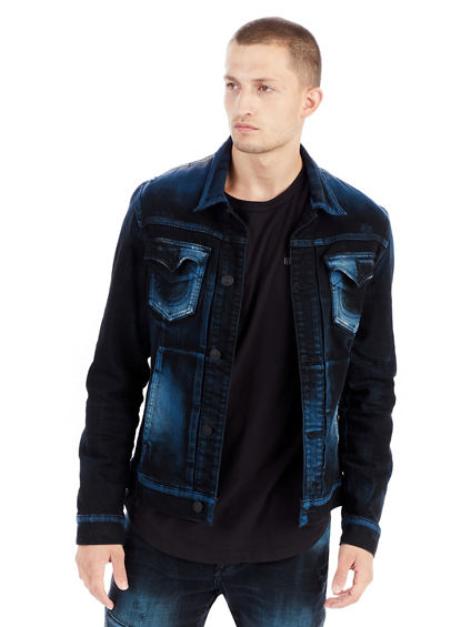 DYLAN RENAGADE MENS DENIM JACKET