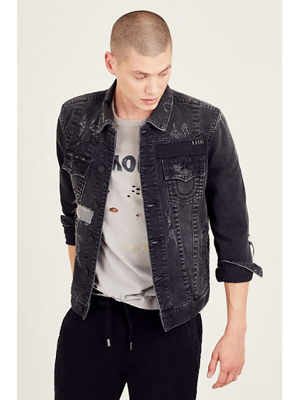MENDED JIMMY MENS JACKET