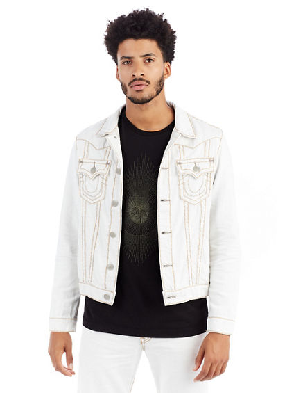 MENS SUPER T JIMMY DENIM JACKET
