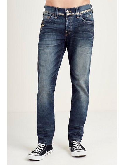 GENO SLIM FLAP MENS JEANS