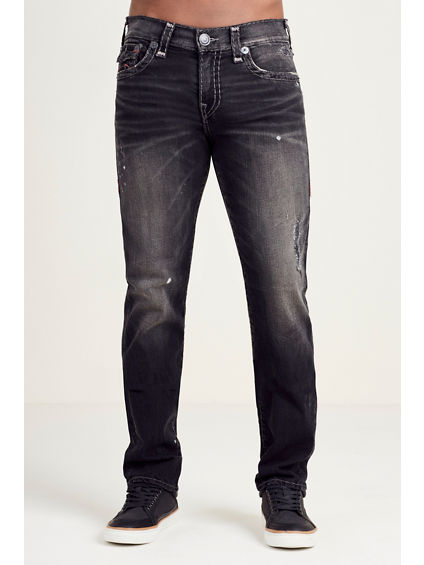 HAND PICKED SLIM SUPER T MENS JEAN