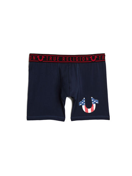 MENS FLAG BRIEF