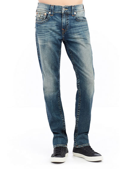 SLIM FIT FLAP MENS JEAN