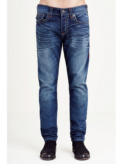 HAND PICKED SKINNY SUPER T MENS JEAN