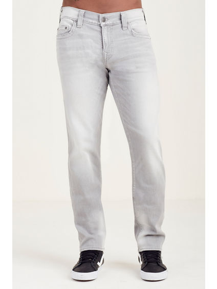 GENO SLIM GREY MENS JEAN