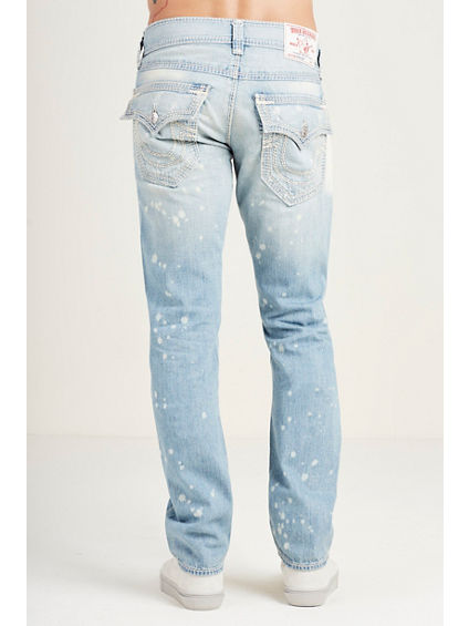 STRAIGHT MEGA T MENS JEAN