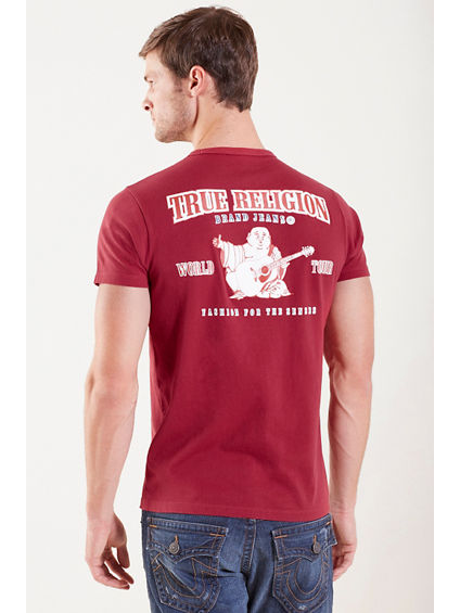 HAND PICKED DOUBLE PUFF MENS TEE