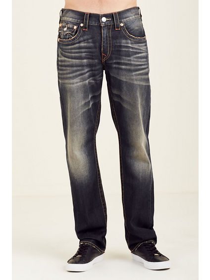 STRAIGHT FLAP MULTI MEN JEANS