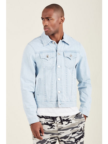 TRUCKER JEAN MENS JACKET