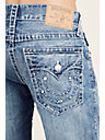 STRAIGHT FRANKENSTEIN STITCH MENS JEAN