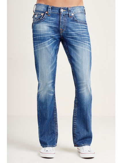 STRAIGHT (SHORT INSEAM) MENS JEAN