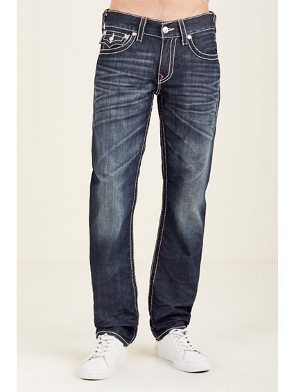 SLIM FLAP BIG T MENS JEAN