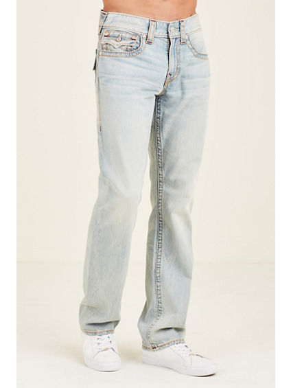 STRAIGHT FLAP BIG T OX MENS JEAN