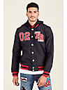 TIGER MENS VARSITY JACKET