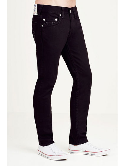 SKINNY BLACK MENS JEAN