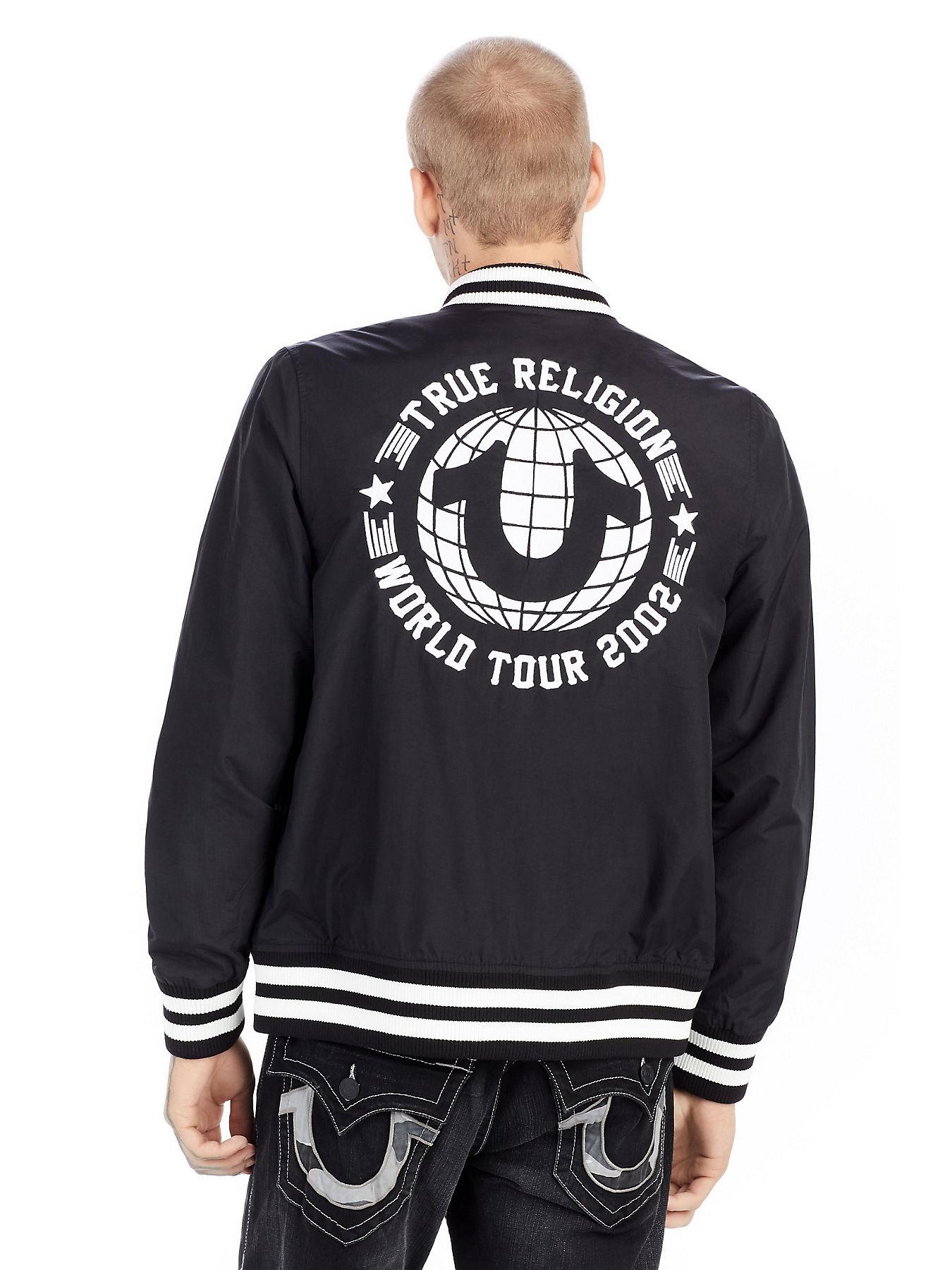 Mens Bomber Jacket True Religion